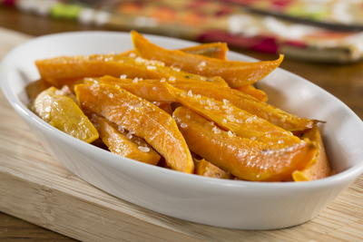 EDR Roasted Sweet Potato Sticks