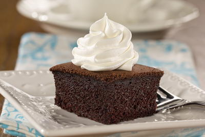 EDR Secret Devilish Chocolate Cake