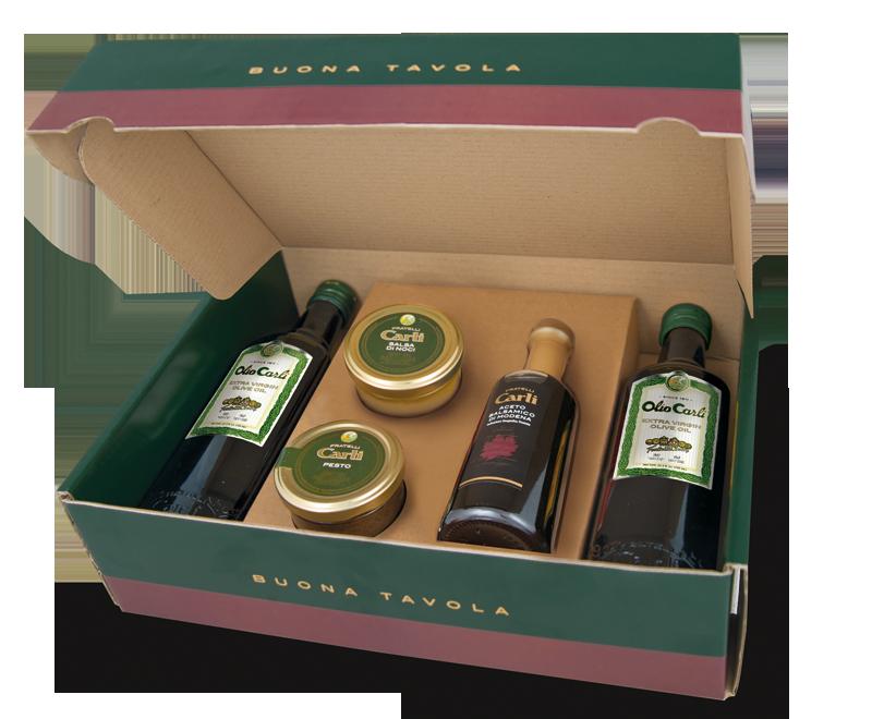 Olio Carli Olive Oil Quot Buona Tavola Quot Gift Box Review