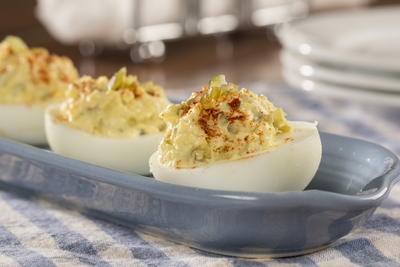 EDR Southern Deviled Eggs