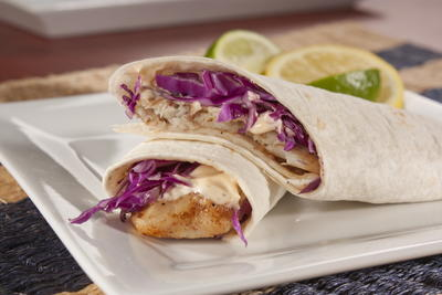 EDR Spicy Fish Tacos