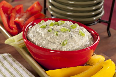EDR Tangy Spinach Dip