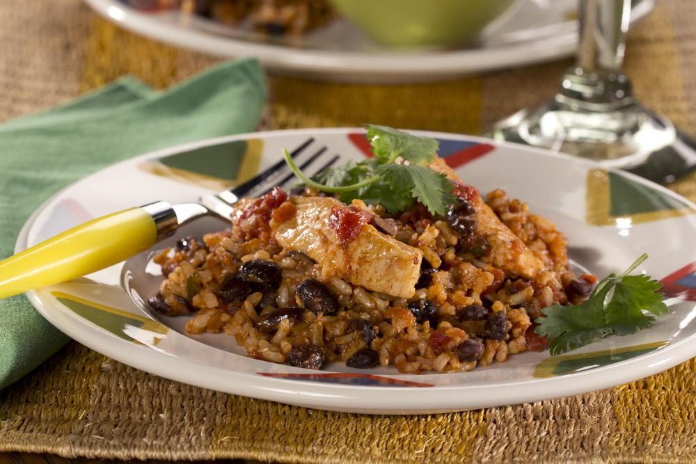 Tomato and Black Bean Chicken | EverydayDiabeticRecipes.com