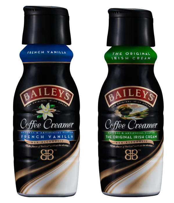 how to serve baileys and coffee