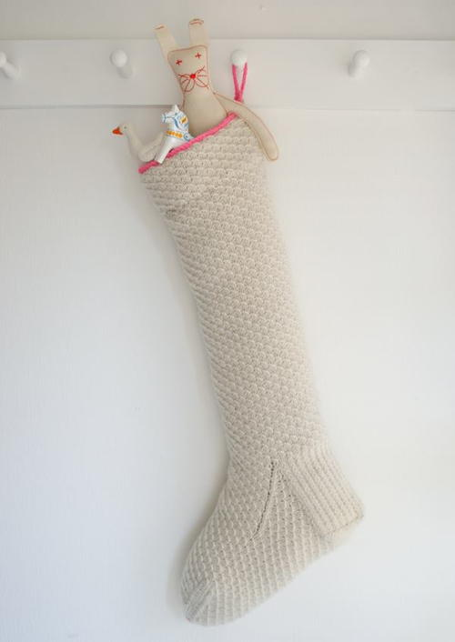 Heirloom Stocking