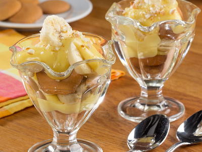 EDR Old Fashioned Banana Pudding