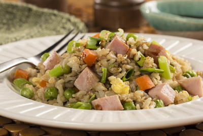 The Best Ever Brown Fried Rice