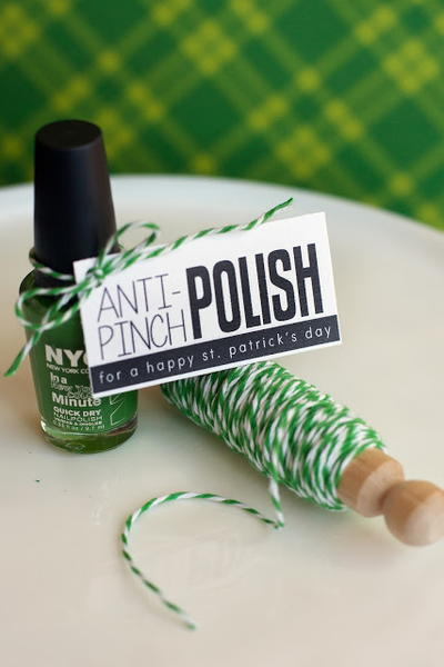 Anti-Pinch Polish Tag Free Printables