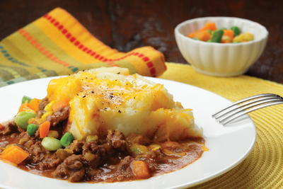 EDR One Pot Comfort Shepherds Pie