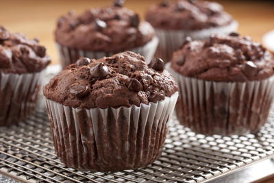 Colossal Chocolate Muffins