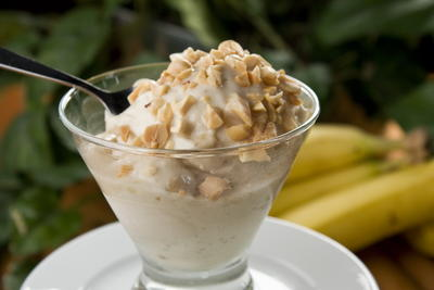 Ultimate Frozen Banana Cream