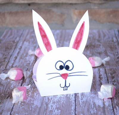 Easter Bunny Box Favors