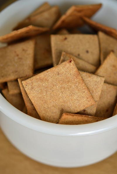 Copycat Wheat Thins