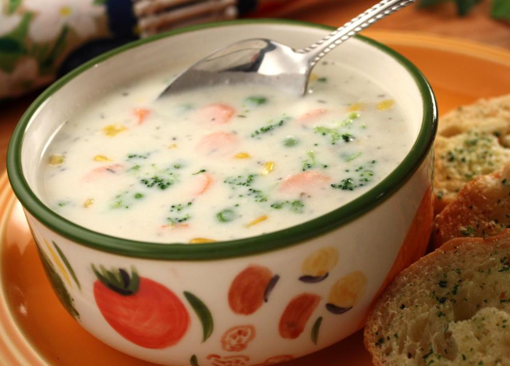 Vegetable Chowder | MrFood.com