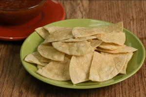 Copycat Lime Tortilla Chips