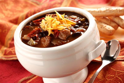 EDR Pork and Beans Chili