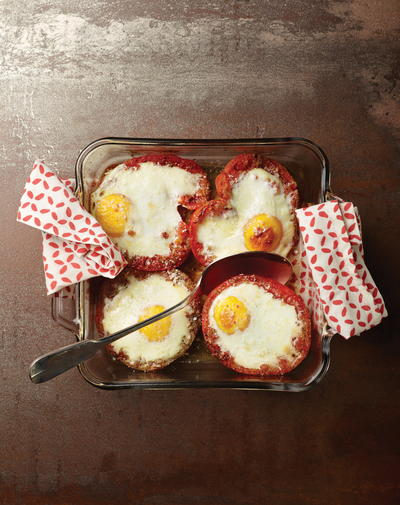 EDR Sweet and Smoky Baked Eggs