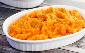 Easy Mashed Carrots and Turnips