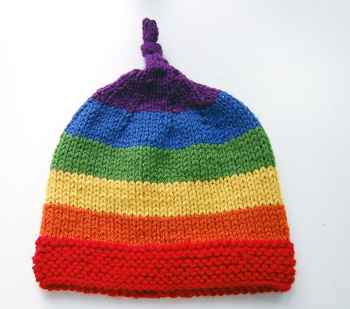 Rainbow Children s Beanie  8169f9b030a