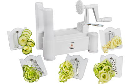 Briefton's 5-Blade Spiralizer