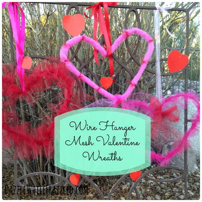 Upcycled Valentine DIY Wreaths_1