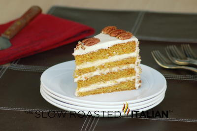 Pioneer Woman-Inspired Carrot Cake