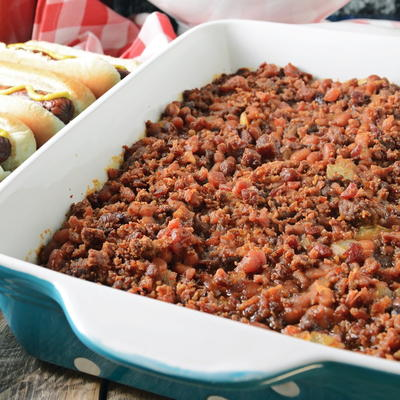 Easy Cowboy Bean Recipe