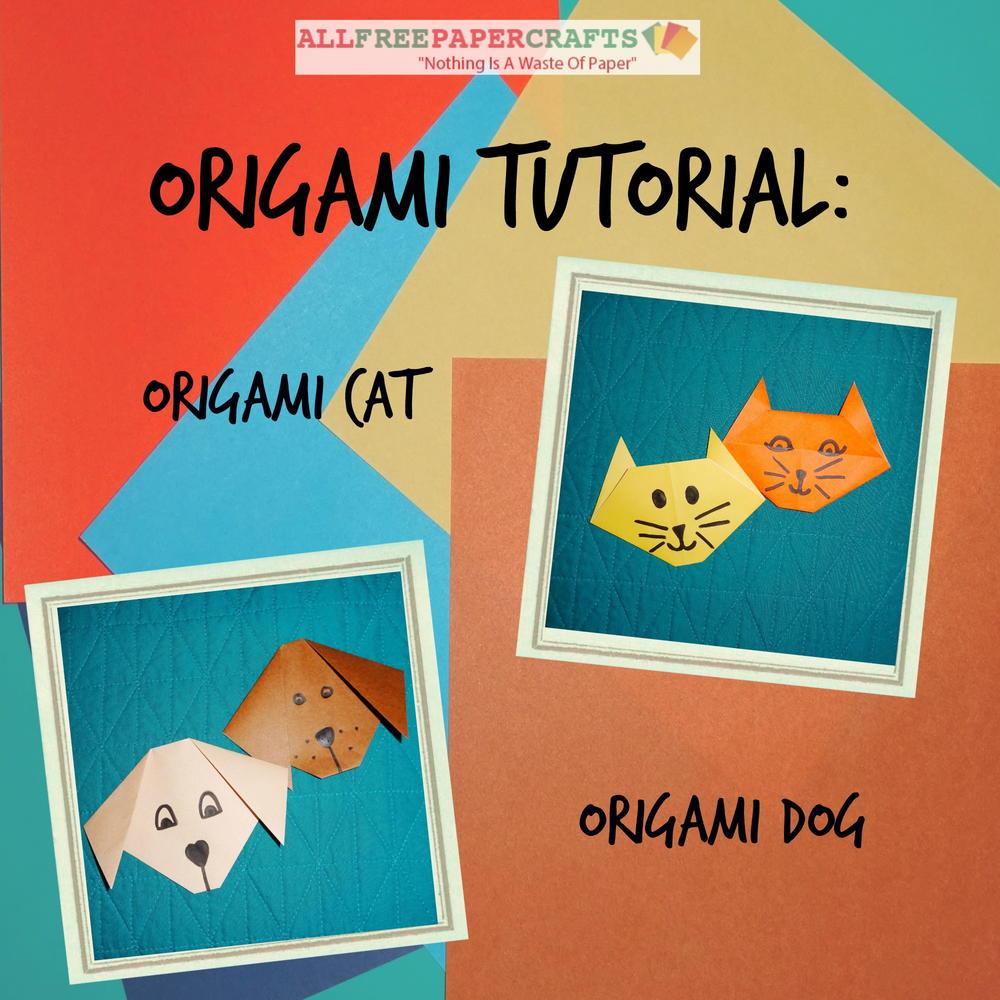 Origami samples fortune teller origami template printable origami samples fortune teller origami template origami tiger corner bookmark allfreepapercrafts jeuxipadfo Images