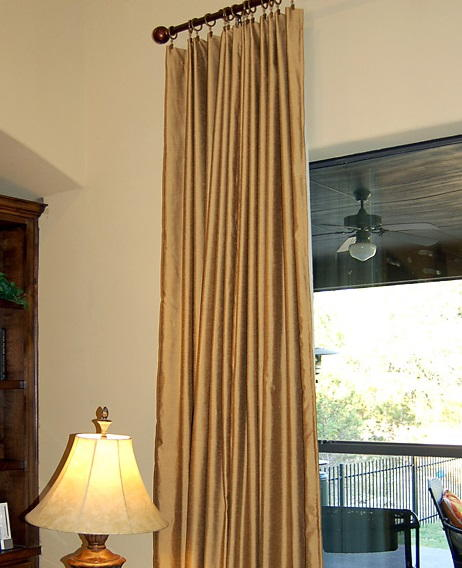 DIY Curtains Sewing Pattern