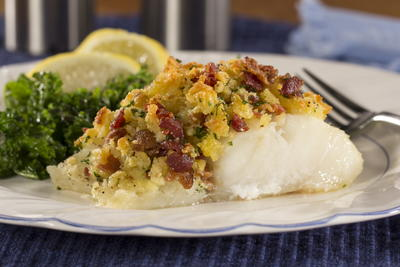 Homestyle Baked Fish