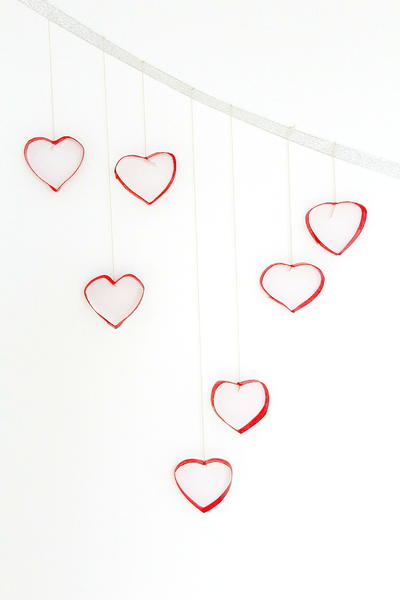 DIY Valentine's Day Wall Decor