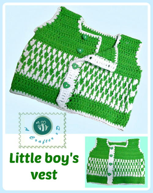 Little Boy's Vest