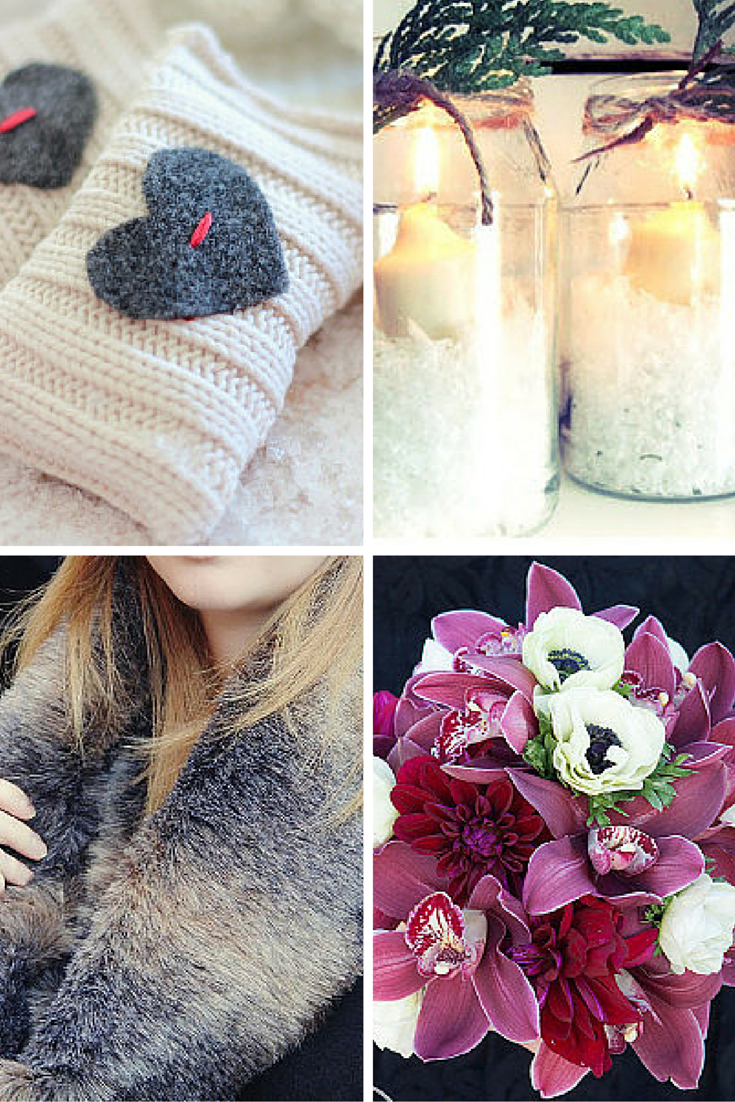 59+ DIY Wedding Ideas for a Winter Wedding: Colors and
