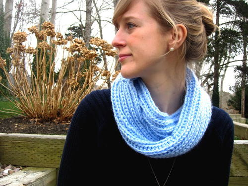 Fluffy Clouds Cowl