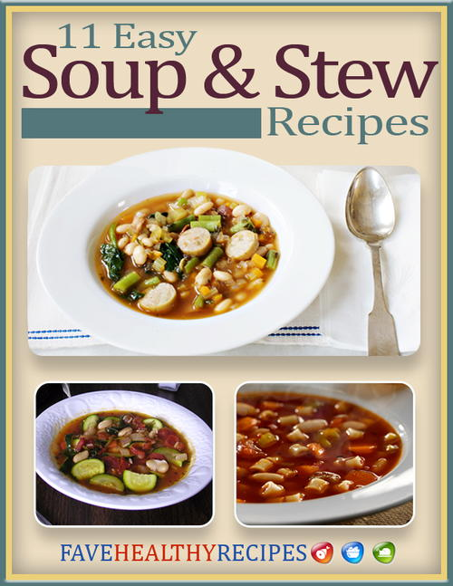 11 Soup and Stew Recipes