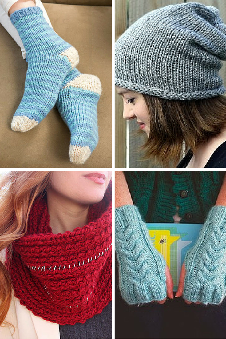 Knook Knitting Patterns : Everything You Need to Know About Knooking AllFreeKnitting.com