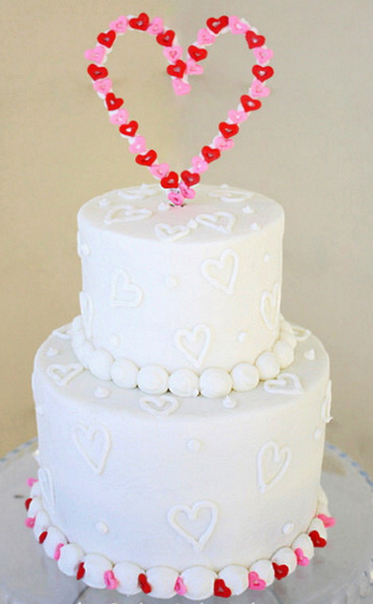 Sugar Sweet Cake Topper