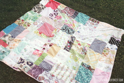 The Poor Man Quilt