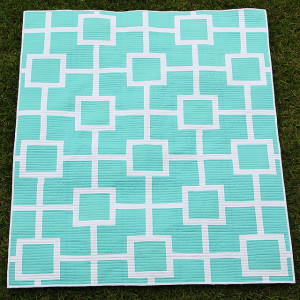 Beautiful Baby Blues Quilt Block Pattern