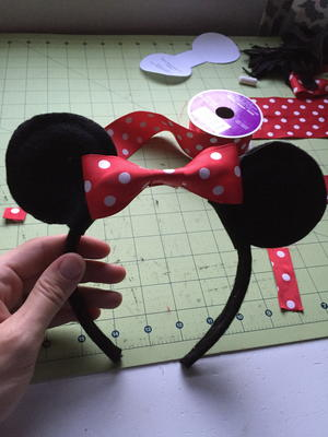 1 Diy Mickey Mouse Ears Allfreeholidaycrafts Com