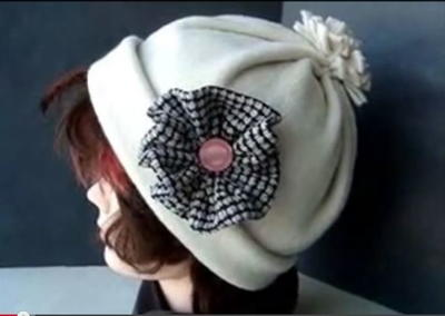 How to Sew a Fleece Hat