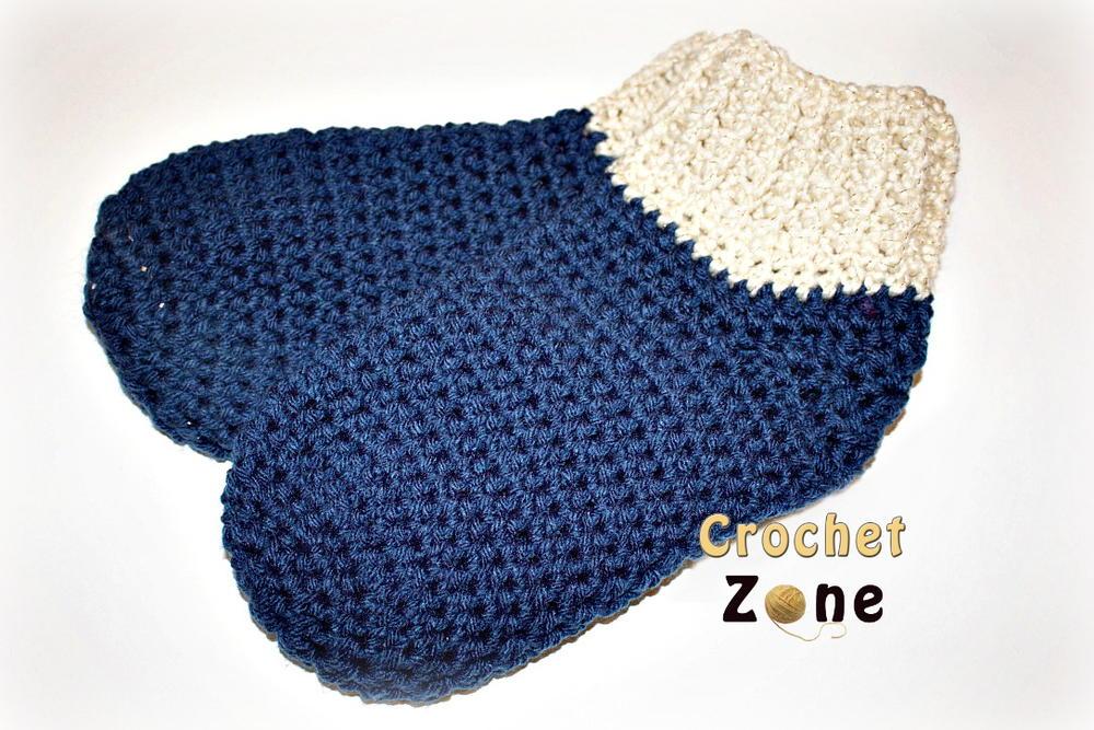 crochet slippers for beginners - photo #26