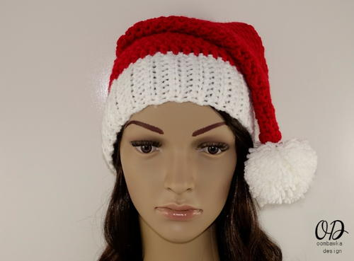 Crochet Santa Hats for Everyone