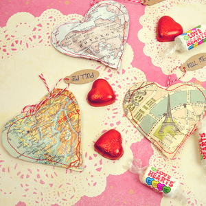 Wanderlust DIY Treat Bags