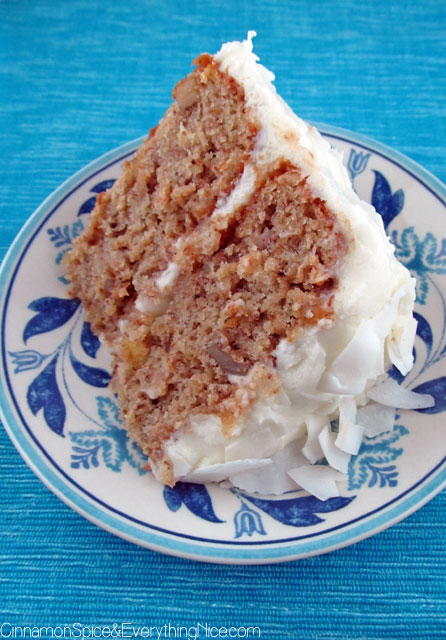 Mama S Hummingbird Cake With Cream Cheese Frosting