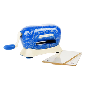 The Tattered Lace Baby Blue Die Cutting Machine