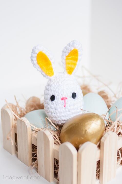 Crochet easter bunny pattern allfreecrochet crochet easter bunny pattern ccuart Choice Image