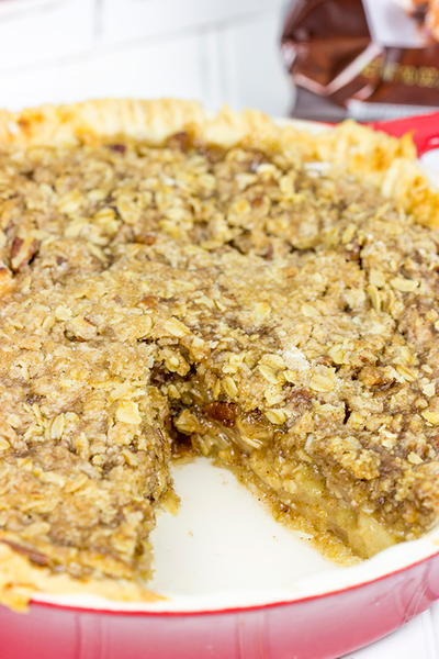 Grandmas Dutch Apple Pie Recipe
