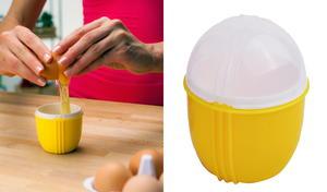 Crackin' Eggs Microwave Egg Cooker