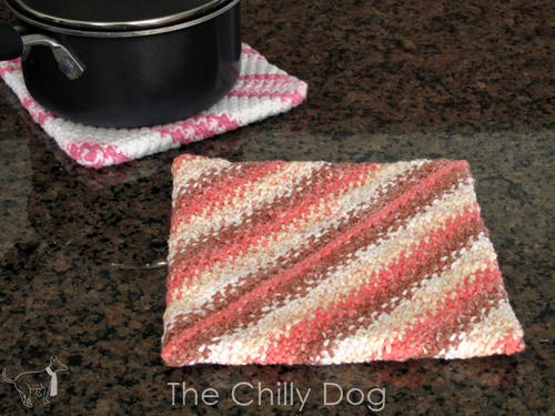 Grammy's Favorite Potholders